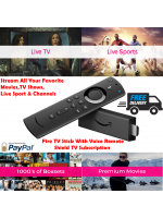 Fire TV Stick With 1 year Sub Limited offer
